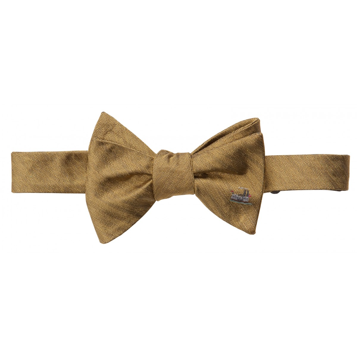 Riverboat Bow: Gold